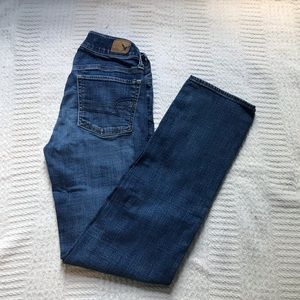 American Eagle Outfitters Jeans - American Eagle Straight Leg Jeans